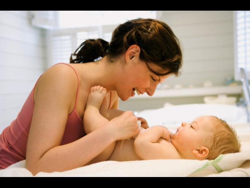 Как да преобличаме бебчето?