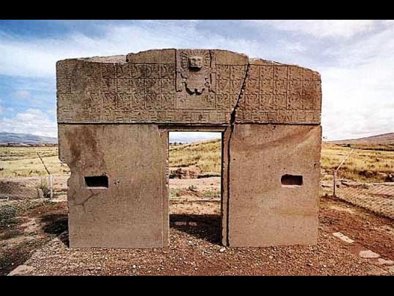 Загадките на Тиахуанако