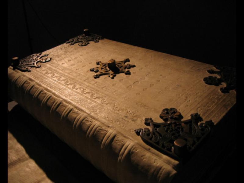 Мистерията на Дяволската библия