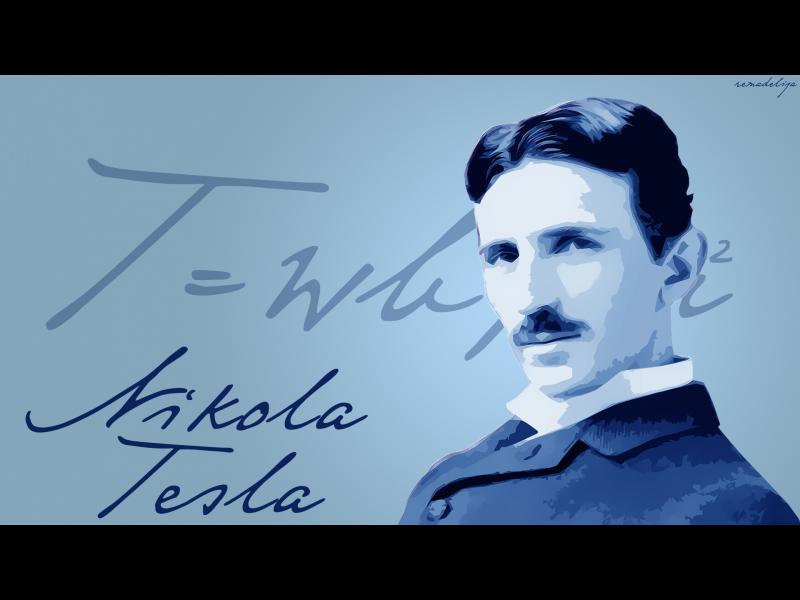 Никола Тесла в цитати