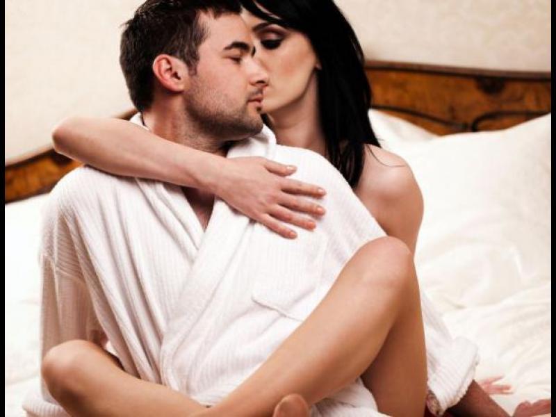 Храна или секс - какво избират мъжете?
