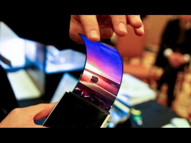 Samsung с нова технология за сгъваеми дисплеи