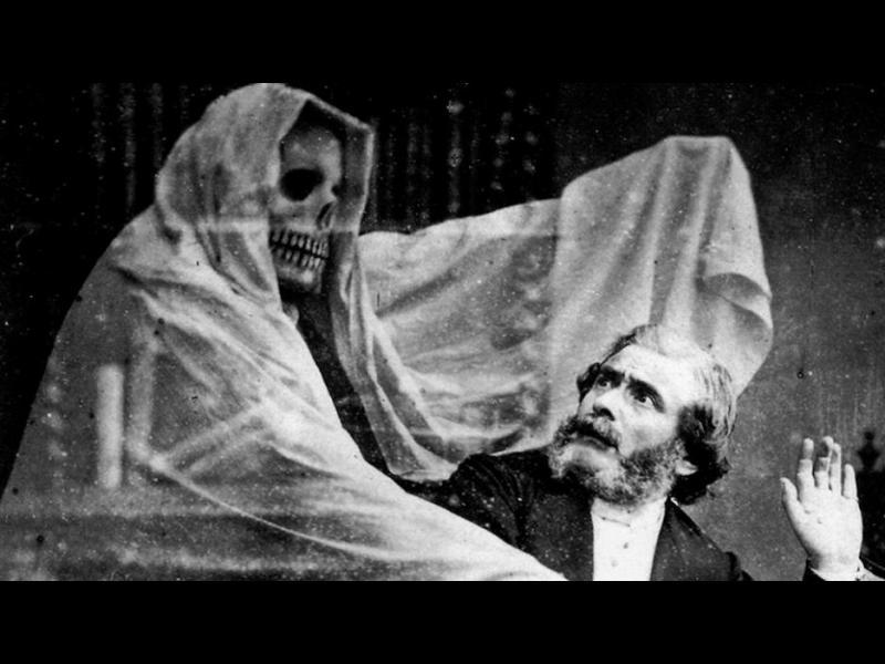 Снимки с духове отпреди ерата на Photoshop - картинка 1