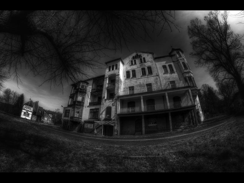 Зловещият хотел в България ...