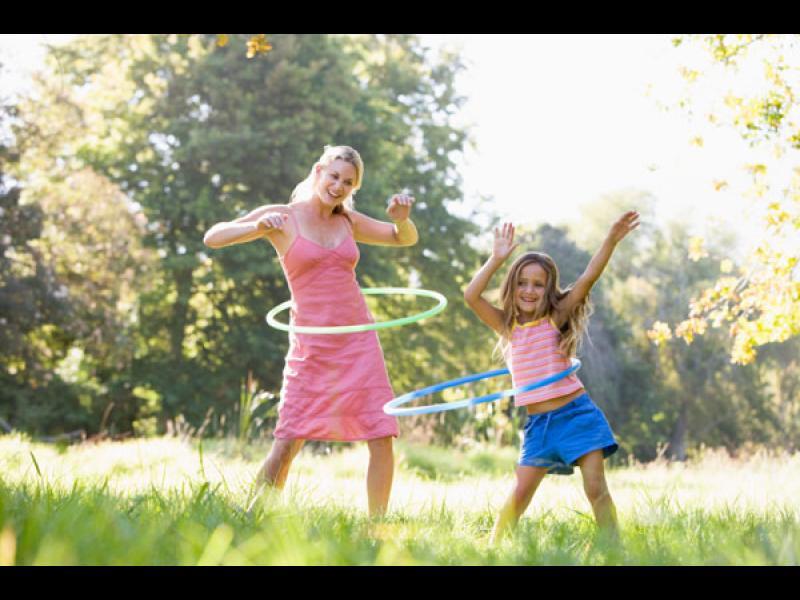 Как да бъдем енергични майки?
