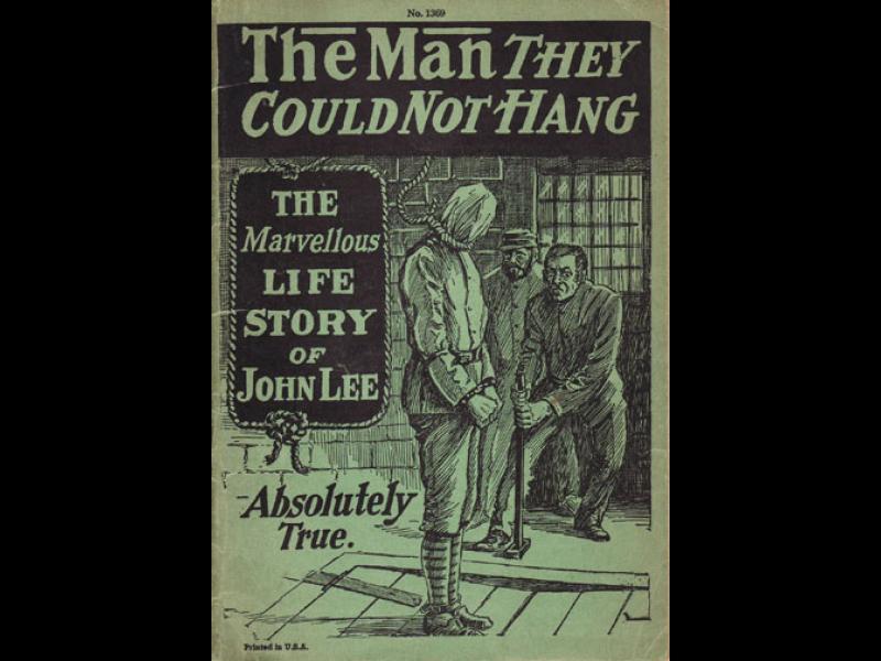 Джон Лий: Човекът, когото не можаха да обесят - картинка 3