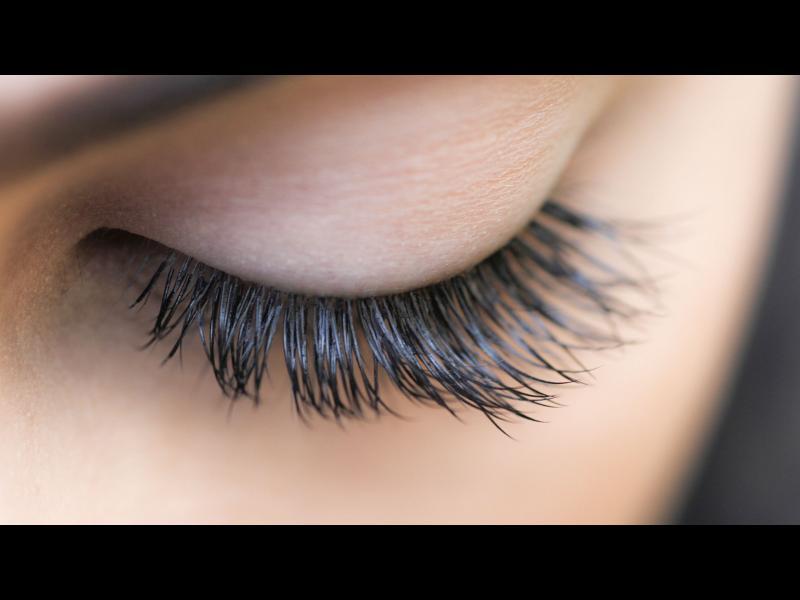 Тайната на красивите мигли