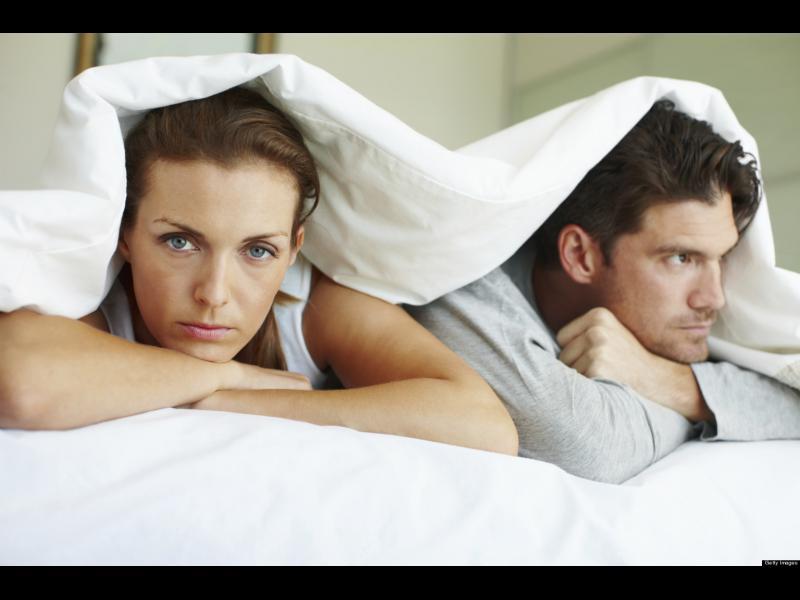Причините той да не прави секс с вас