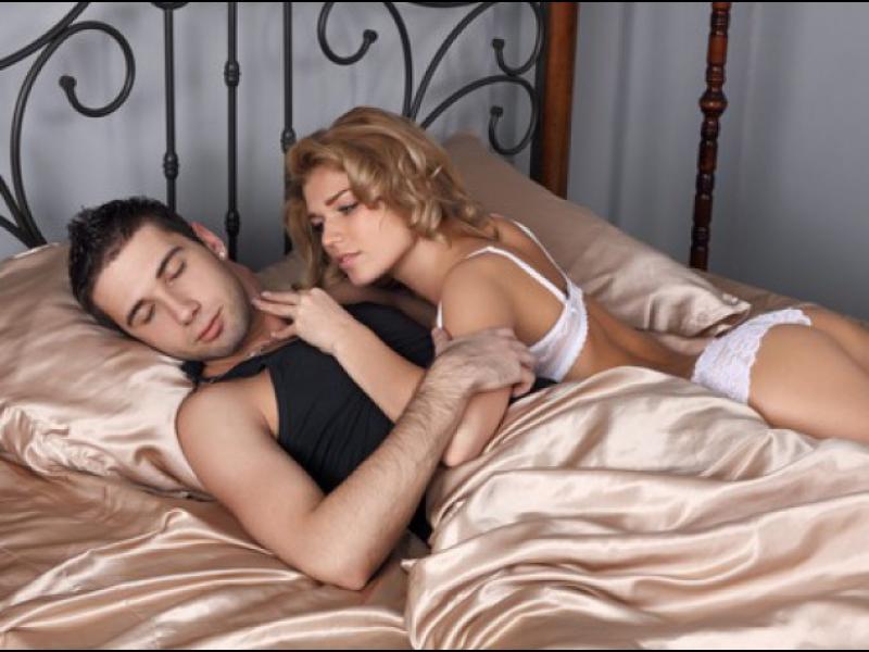 С кои мъже задължително трябва да спите?