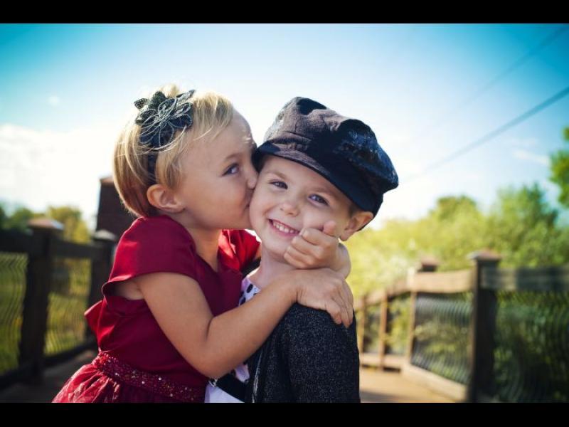 Целуни ме! - картинка 2