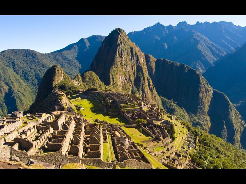 Как научихме за Мачу Пикчу - едно от новите чудеса на света