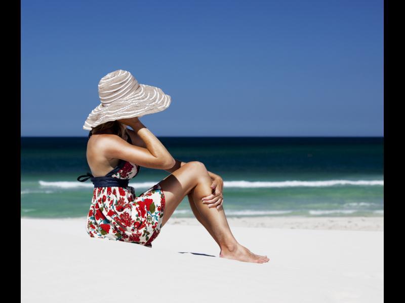 Грешките, които допускаме на плажа