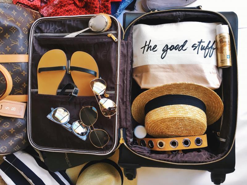Как да съберем багажа си за почивка