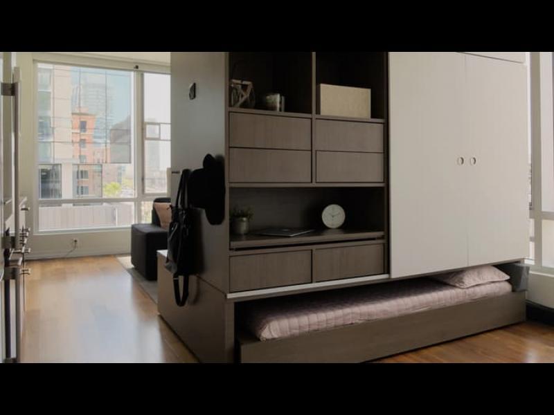 /ВИДЕО/ Умните мебели все по-близо до нас
