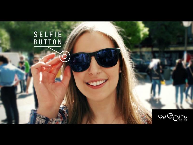 /ВИДЕО/ Weon създадоха специални очила за селфита