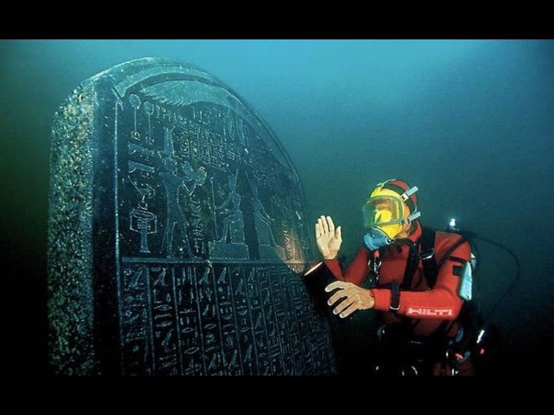 Подводни градове крият загадки от миналото