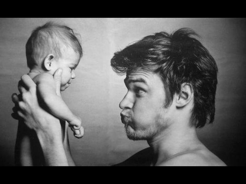 Ръководство за бащата след раждането на детето