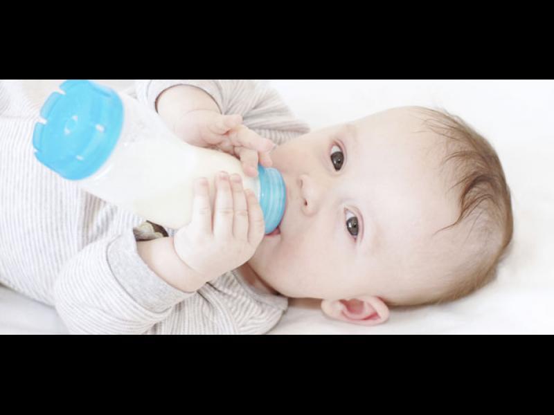 Какви чайчета да даваме на бебчето?