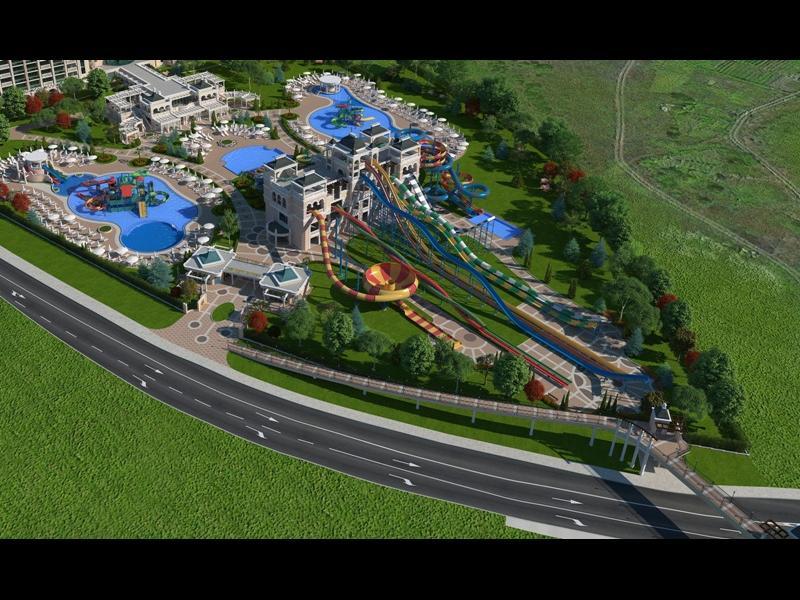 Най-големият аквапарк на Балканите отвори в Поморие - картинка 1