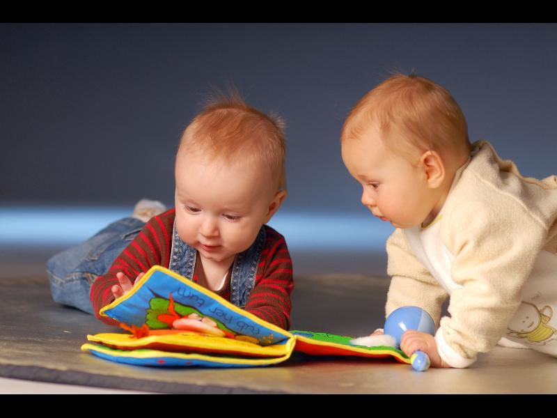 Най-подходящите играчки според възрастта на малчовците