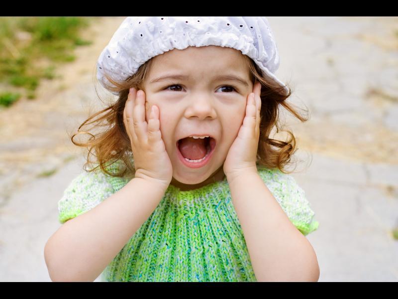 От какво най-често се страхуват малчуганите?