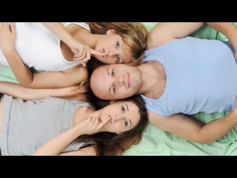 Груповият секс е най-честата фантазия - картинка 1
