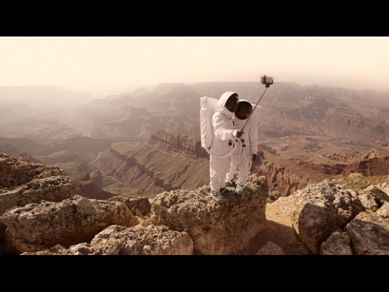 Ще си направиш ли селфи на Марс?