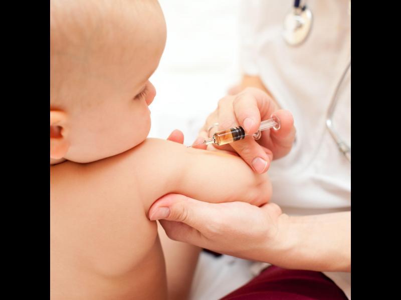 Ваксини през първата година на детето