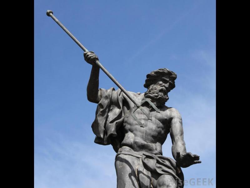 Откриха човешки останки на жертвен олтар за Зевс