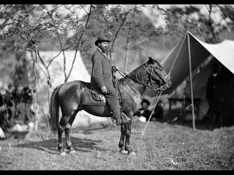 Човекът, който спаси Линкълн