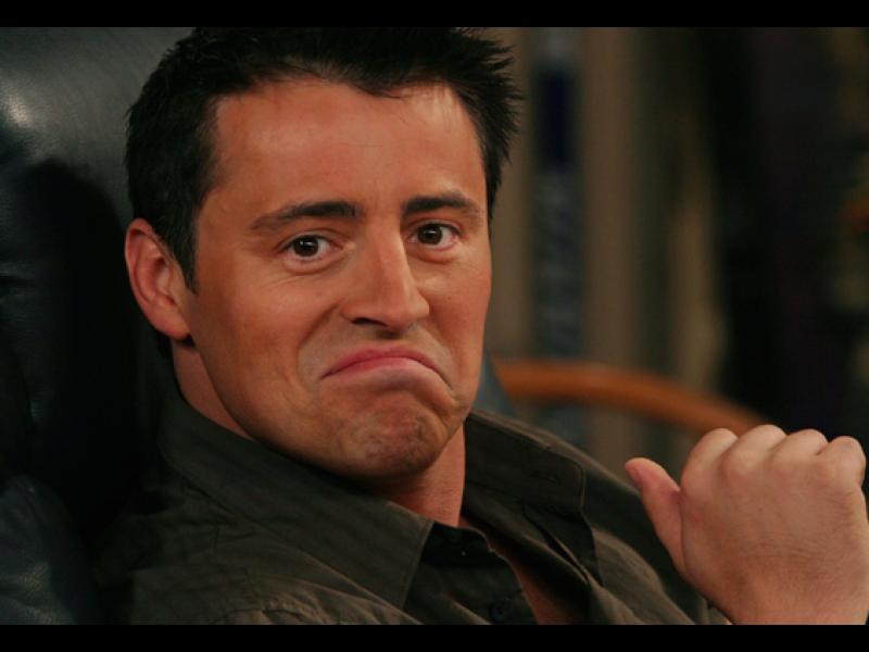 """Култовите мисли на Джоуи от """"Приятели"""""""