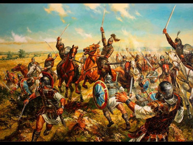 Кой първи в историята споменава България като държава?