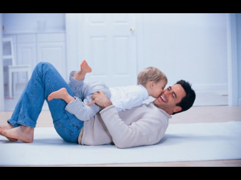 5 стъпки към успешно бащинство