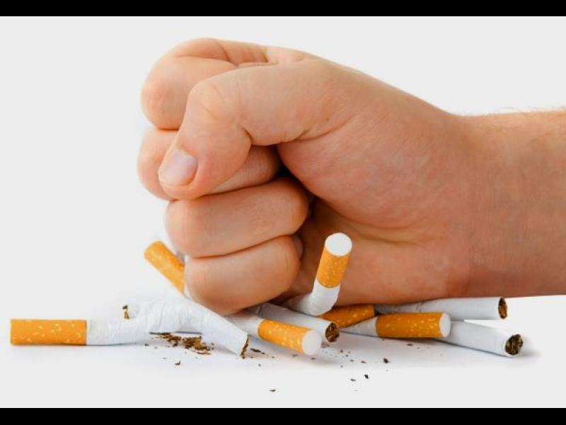 Кои хранителни добавки помагат да спрем цигарите