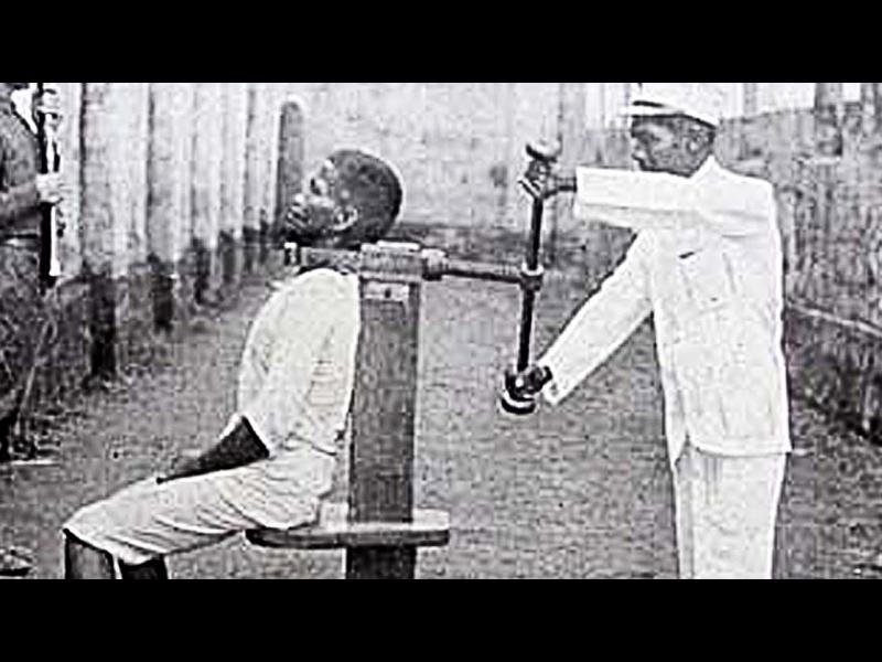 Най-бруталните изтезания, измислени от човека
