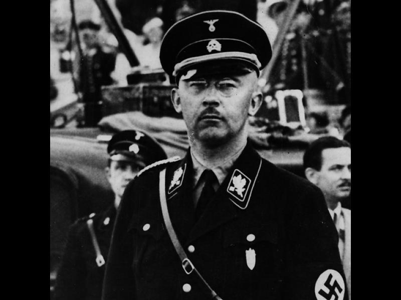 Дневниците на Химлер: Хубав масаж сутринта, разстрел на десетина поляци следобед