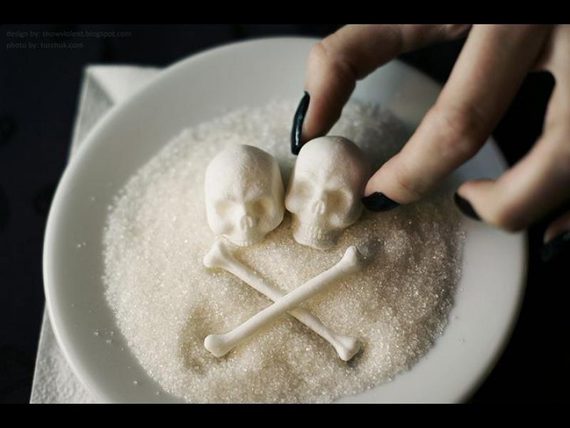 Захарта предизвиква зависимост! Шест стъпки да се откажете от нея