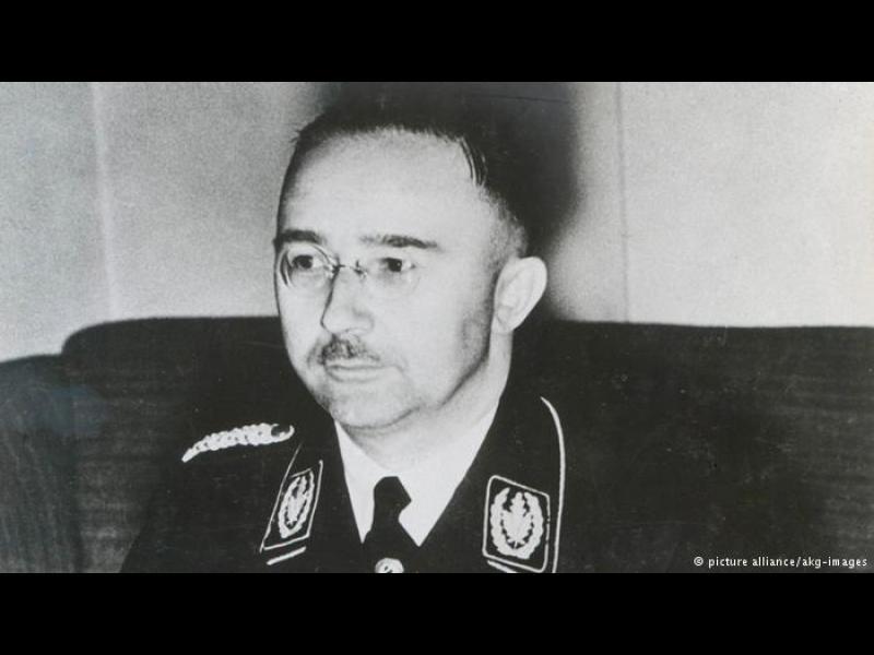 Химлер искал да прати смъртник в миналото
