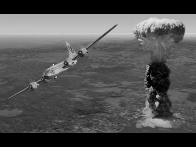 """Малчугана"", който унищожи Хирошима на 6 август"