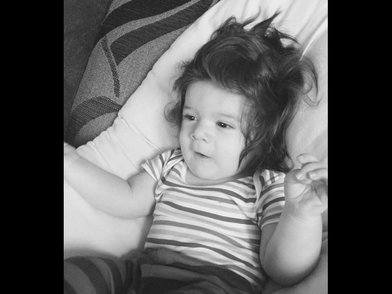 Специална грижа за бебешката косичка