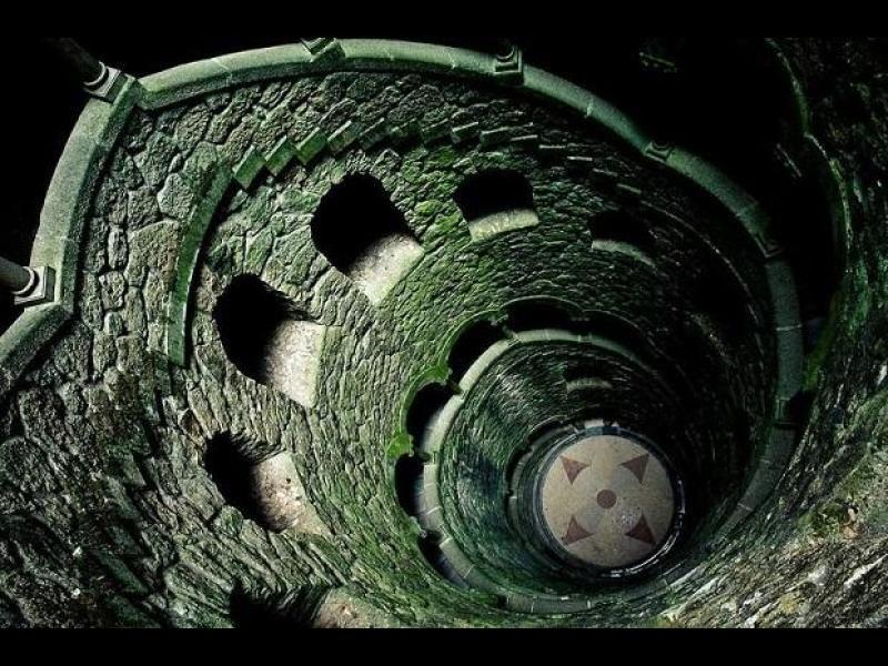Мистериозният кладенец в Синтра