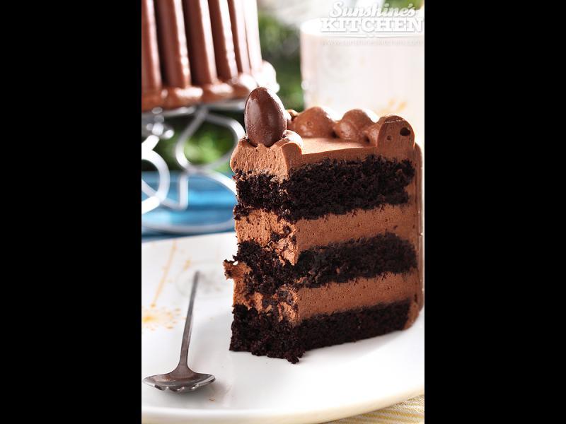 Време е да дебелеем: Как да си направите вкусна шоколадова торта? - картинка 2