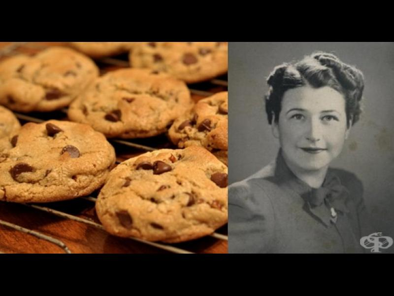 Жената, която размени рецептата си за бисквити за доживотен запас от шоколад