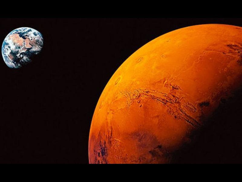Сеизмичната активност на Марс може да поддържа живот