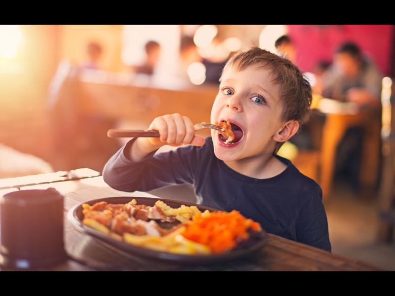 Как да храните детето по време на почивка?