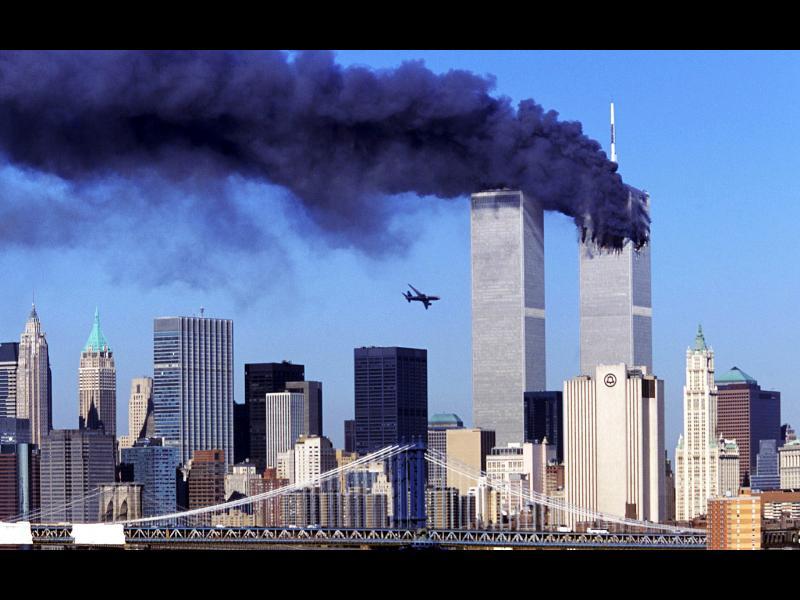 А вие къде бяхте в този ден през 2001 г.?