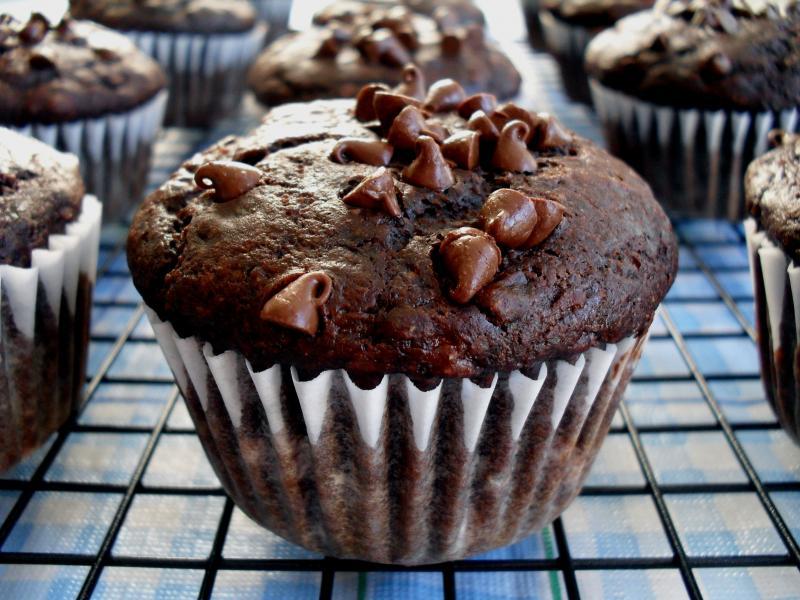 Време е да дебелеем! Как да си направите лесни мъфини с шоколад?