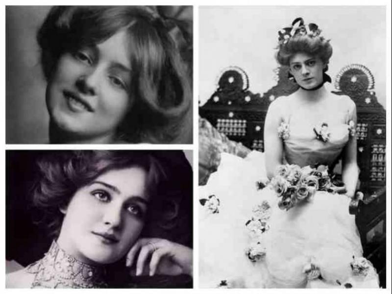 Най-красивите актриси на нямото кино – част първа
