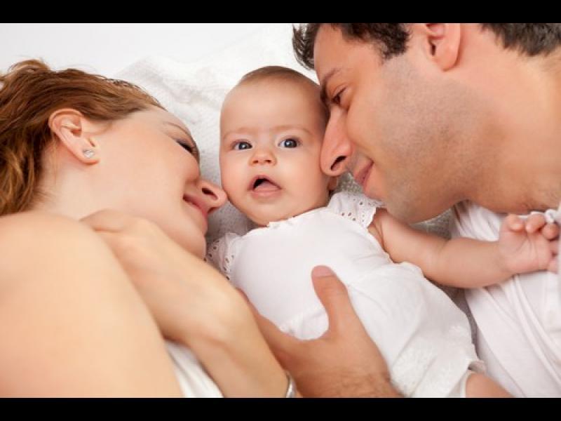 Колко време ни е нужно да осъзнаем, че сме станали родители?