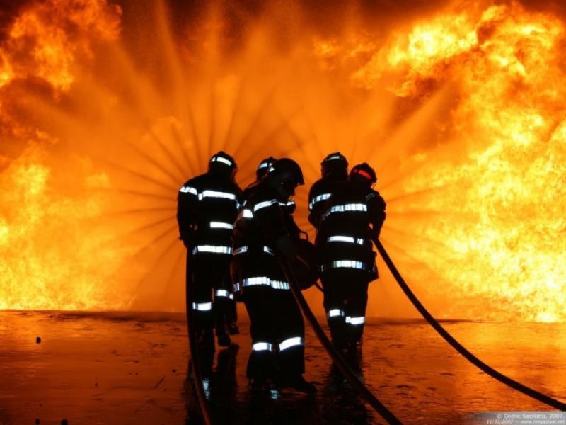 За пожарникарите с любов